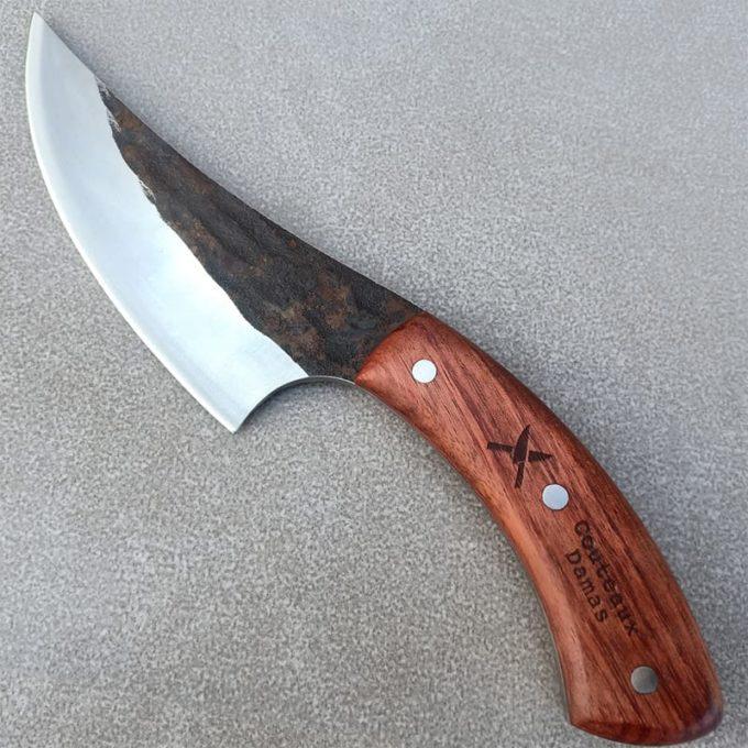 couteau pique-nique forgé